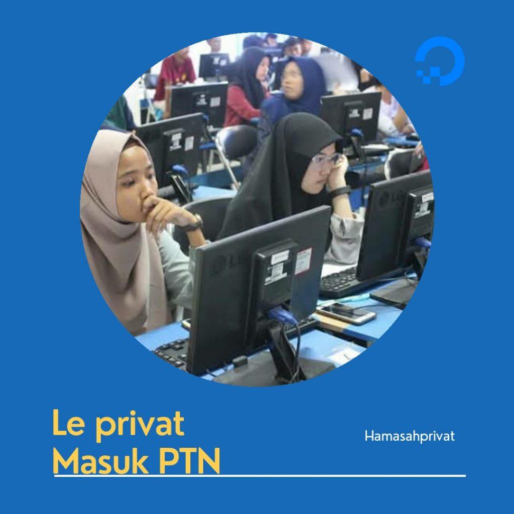 Les Privat UTBK/Alumni